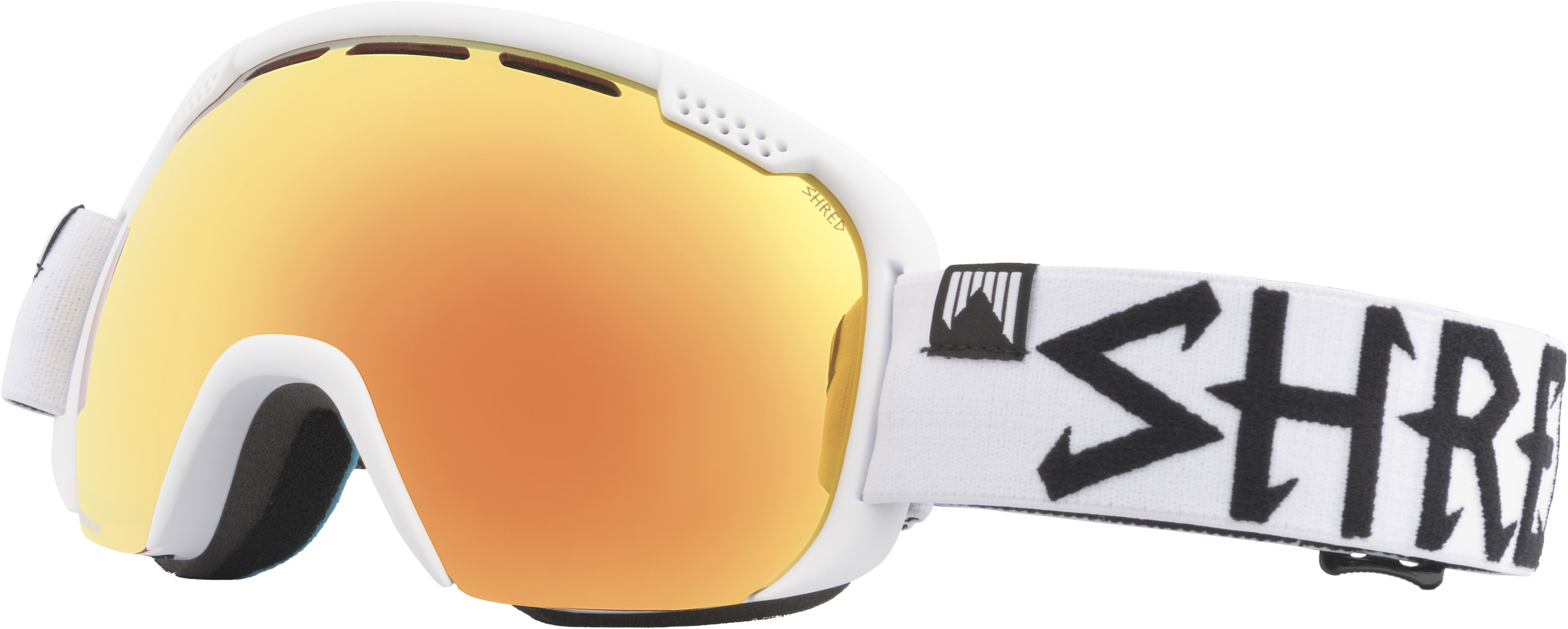 Shred Smartefy Whiteout goggles, 2018