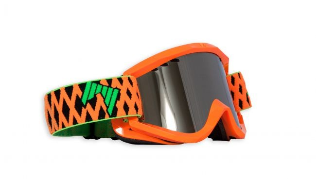 shred soaza grid orange