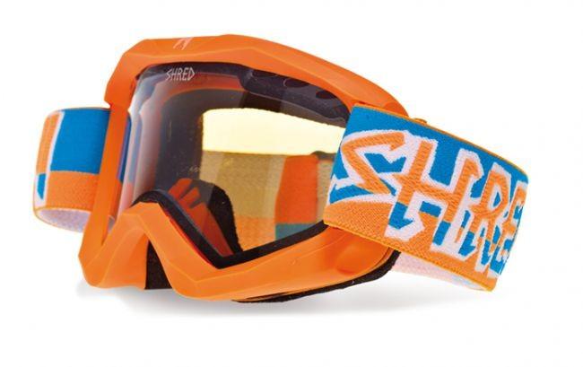 Shred Soaza Junior tocadiscos orange