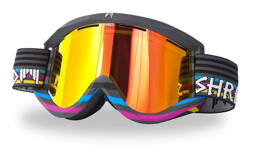 Shred ski goggles Soaza - SHRASTALINES