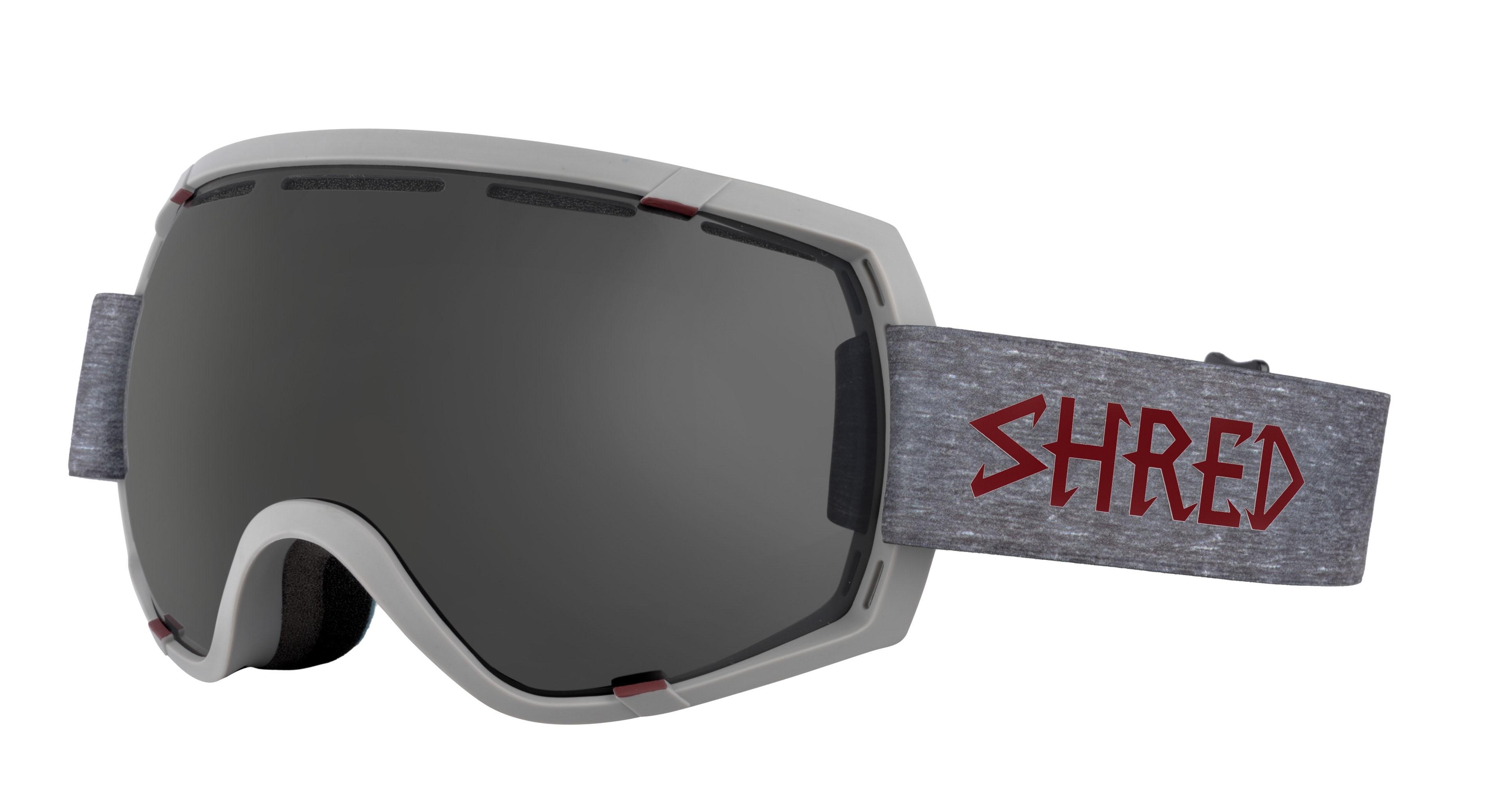 Shred Stupefy Heather goggles, 2018