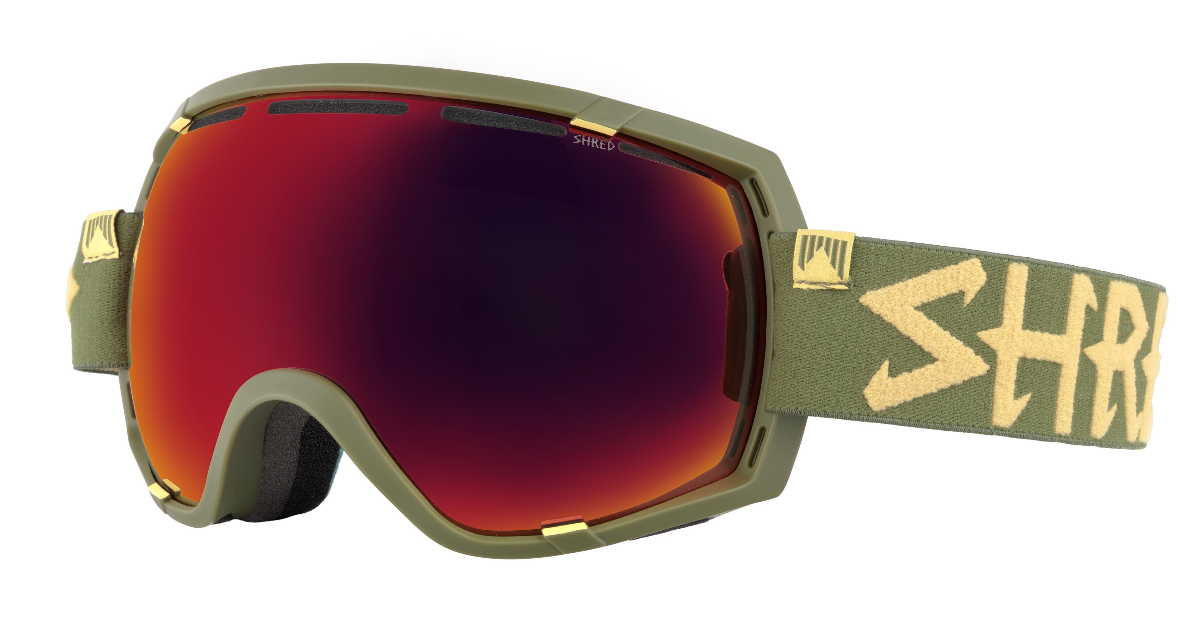 Shred Stupefy Trooper (CBL blast) goggles, 2018