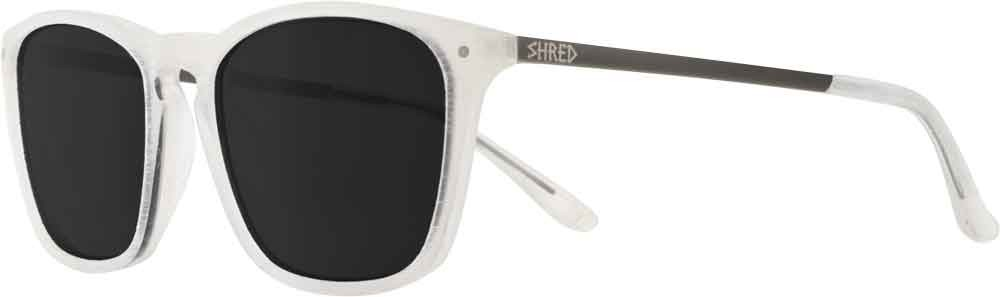 Shred Sword Brushalloy Crystal POLARIZED Sunglasses
