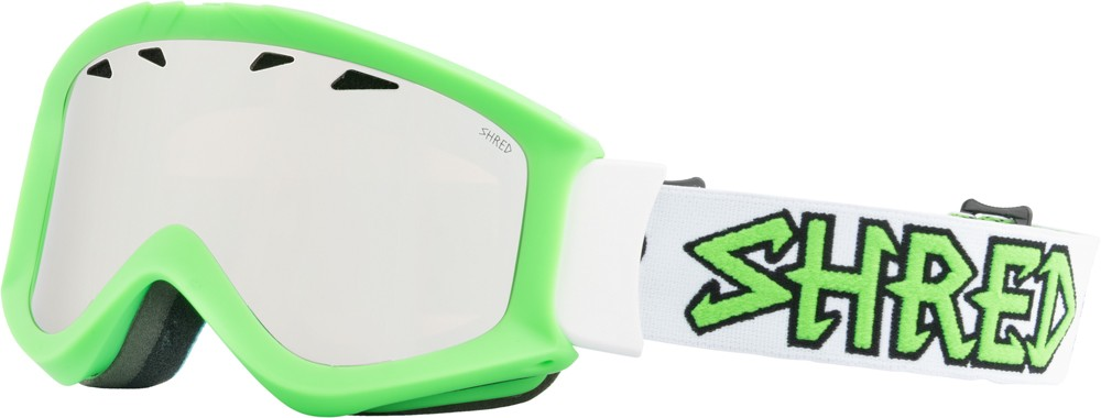 Shred Tastic AIR GREEN goggles, 2017