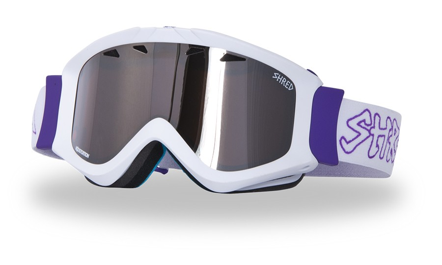 Ski goggles Shred Tastic - MONEY $HOT