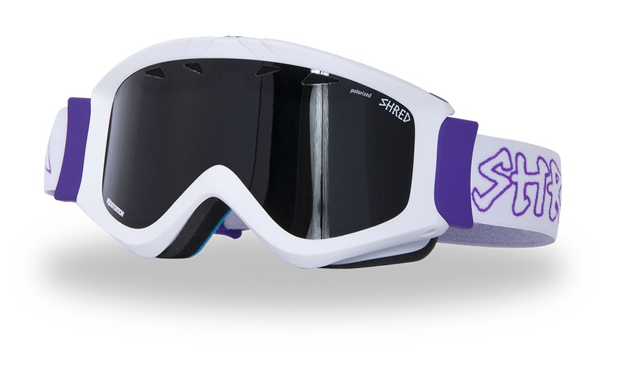 Polarized ski goggles Shred Tastic - MONEY SHOT polar