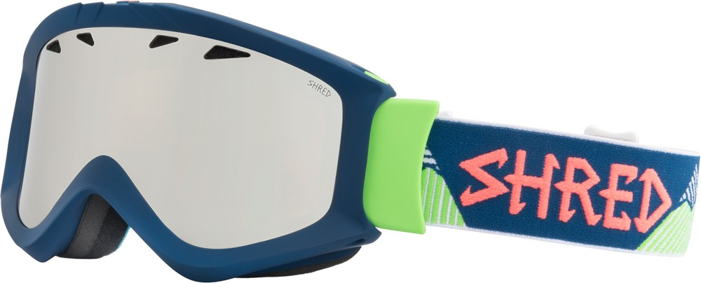 Shred Tastic NEEDMORESNOW goggles, 2017