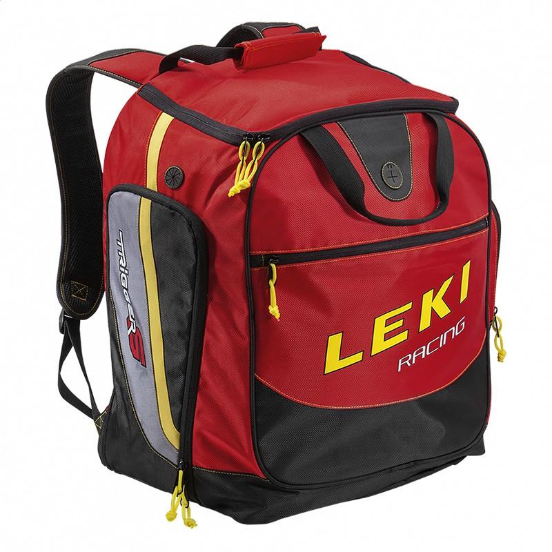 Leki Bag for Skiboots - red