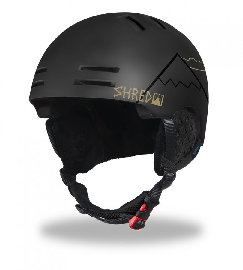 Shred ski helmet SLAM CAP - WhyWeShred