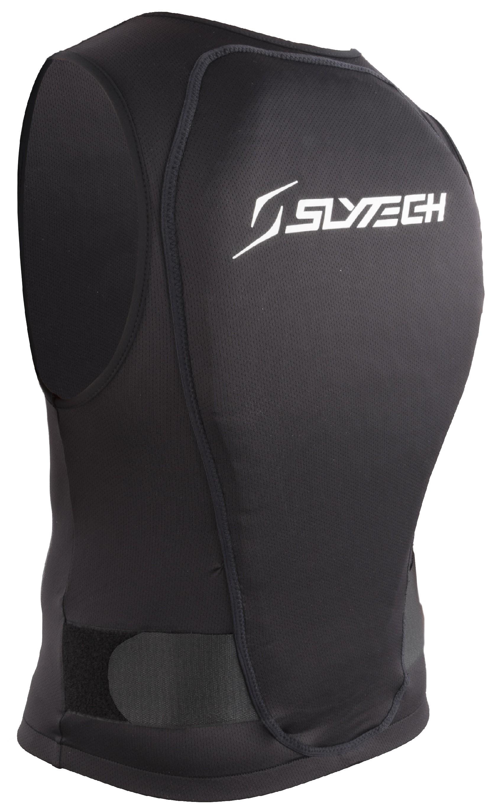 Slytech Vest Backpro Flexi XT snow, 2019