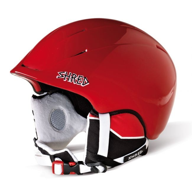Shred Toupee The Ivan ski helmet