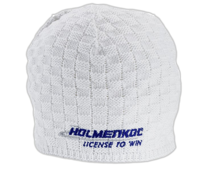 Holmenkol ski cap - white