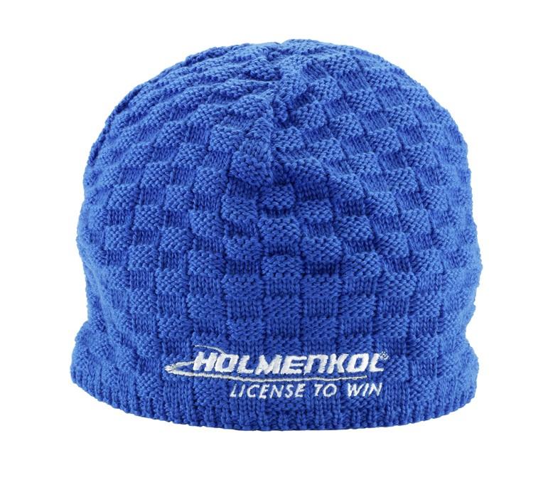 Holmenkol ski cap - blue