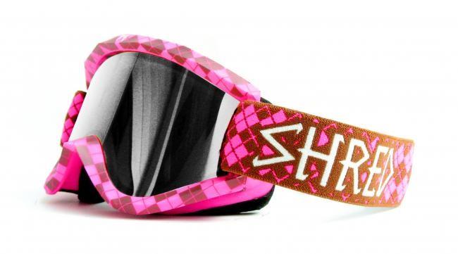 Shred goggles Soaza: REDUX - pink