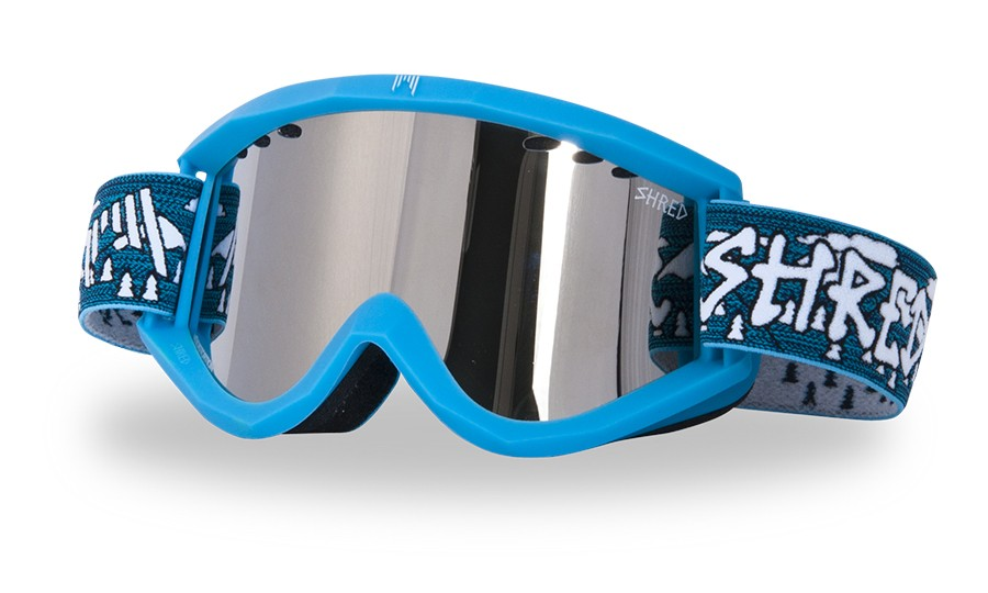 Shred ski goggles SOAZA WhyWeShred - Blue