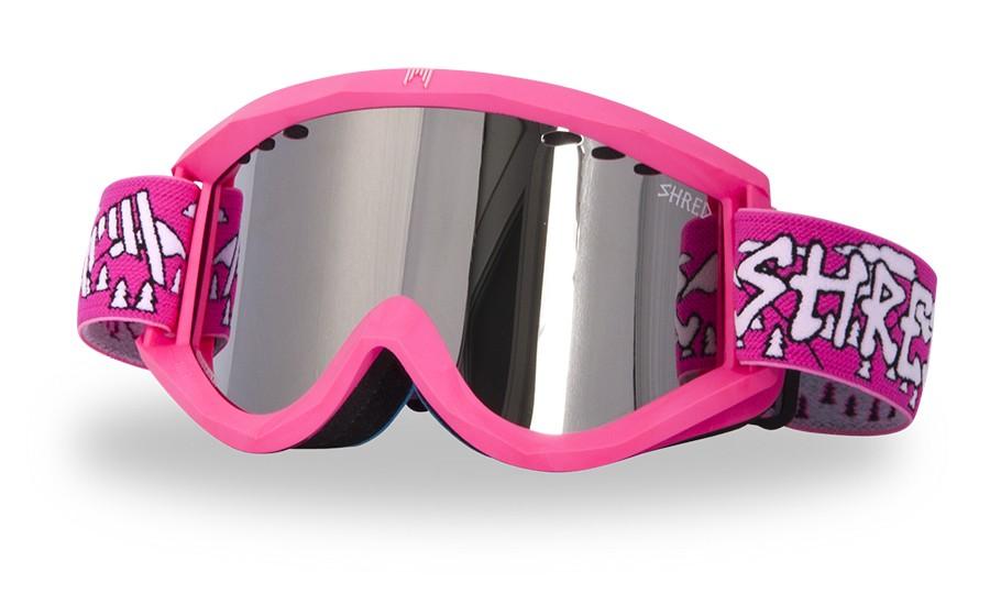 Shred ski goggles SOAZA WhyWeShred - pink