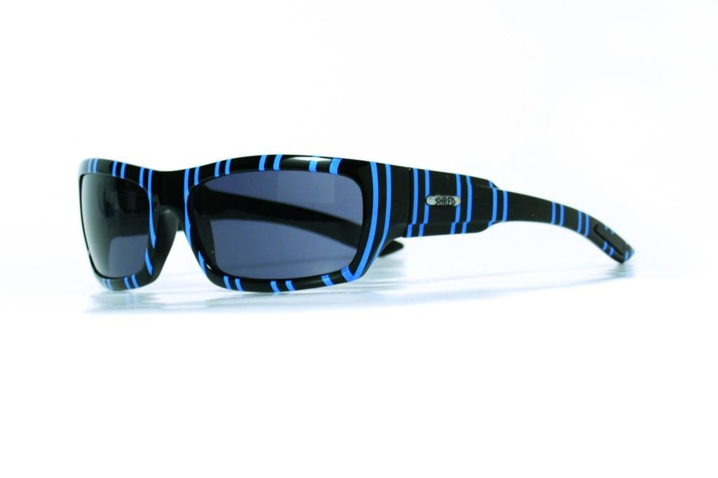 Sunglasses SHRED - STIWEY - black/blue