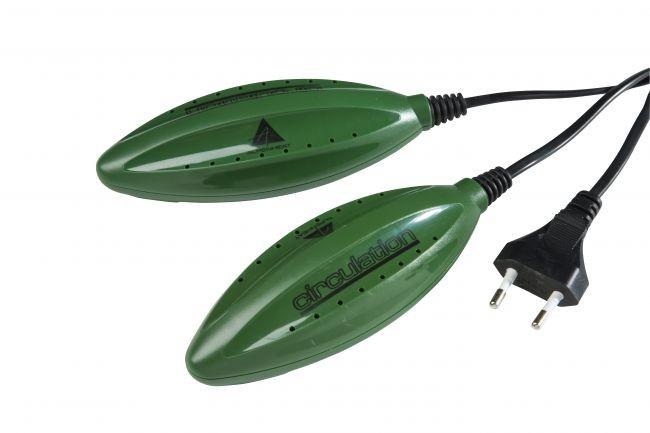 susilec za cevlje in rokavice zeleni