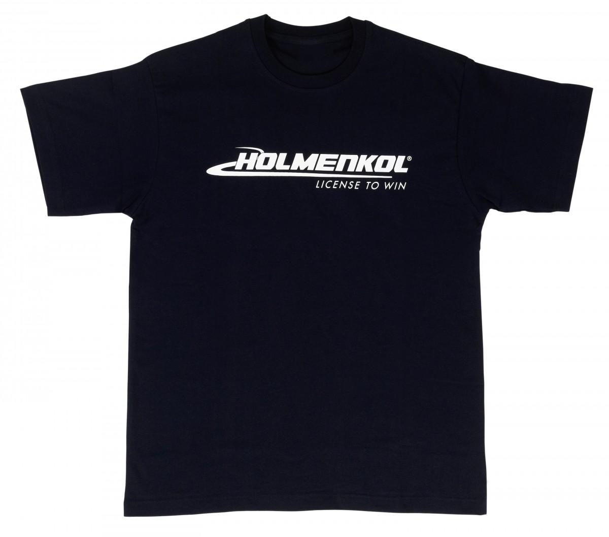 T-shirt Holmenkol, L