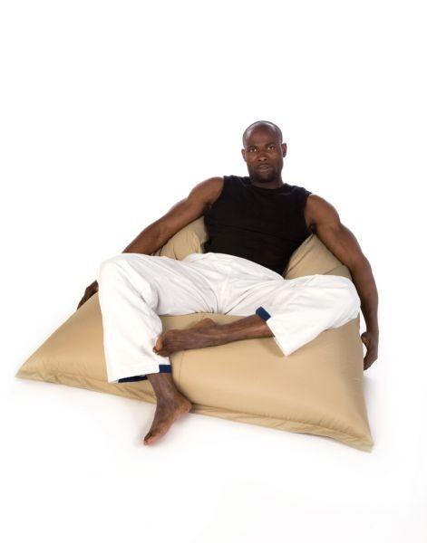 vreča za sedenje sit on it tryangle xl bež