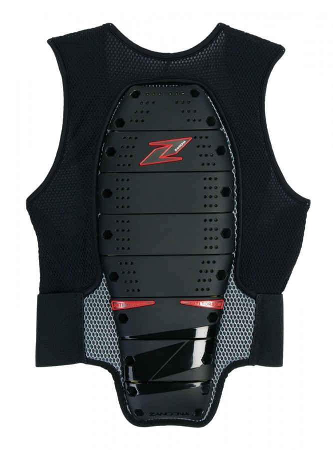 Zandona Spine Jacket Kid's back protector - 8 plates