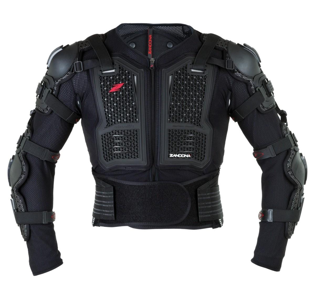 Zandona Stealth protection Jacket, 9 plates, L