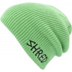 Shred HILLSIDE beanie - green