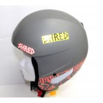 [USED] Shred Mega Brain Bucket RH FIS NORFOLK RUST M/L (57-60)