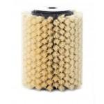 SKS - Kunzmann natural fiber roto brush, 120 mm