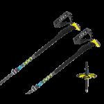 Leki Tour Carbon 3 ski poles, 2017