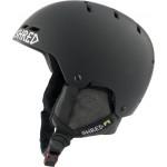 Shred BUMPER NoShock warm BLACKOUT ski helmet, 2017