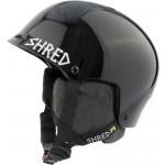 Shred HALF BRAIN D-LUX BLACKOUT ski helmet, 2018