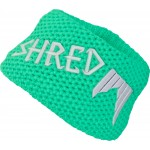 Shred Heavy knitted headband - mint