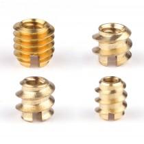 Snoli brass inserts