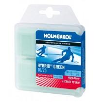 Holmenkol Hybrid fx green 16/25