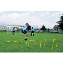 Liski hurdle set MACH, with steel ferrules