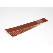Snoli Spare Sandpaper Strips, 10pcs
