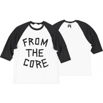 Shred 3/4 RAGLAN TEE FTC (unisex)