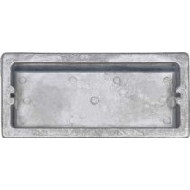 B.S.I. replacement mould (tray) for WaxPro waxer