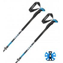 Leki Aergonlite 2 ski touring poles, 2019
