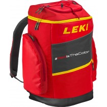 Leki Race BootBag Backpack REDItc, 84l