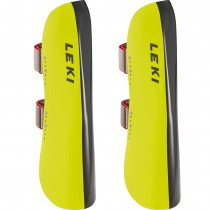 Leki shin guards carbon 4RACE, 42 cm