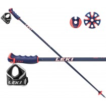 Leki Spitfire S ski poles, 2019