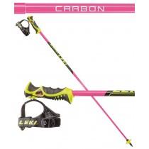 Leki Venom SL TR-S ski poles - pink, 2019