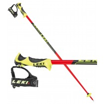 Leki World Cup Lite SL TR-S junior slalom poles, 2019