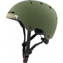 Shred BUMPER NoShock light WOODLAND helmet, 2017