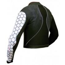 Slalom Jacket klobasar silver zascitni jopic