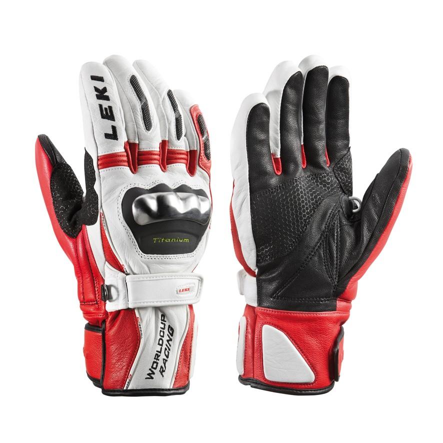 Leki Worldcup Racing Titanium Ski Gloves
