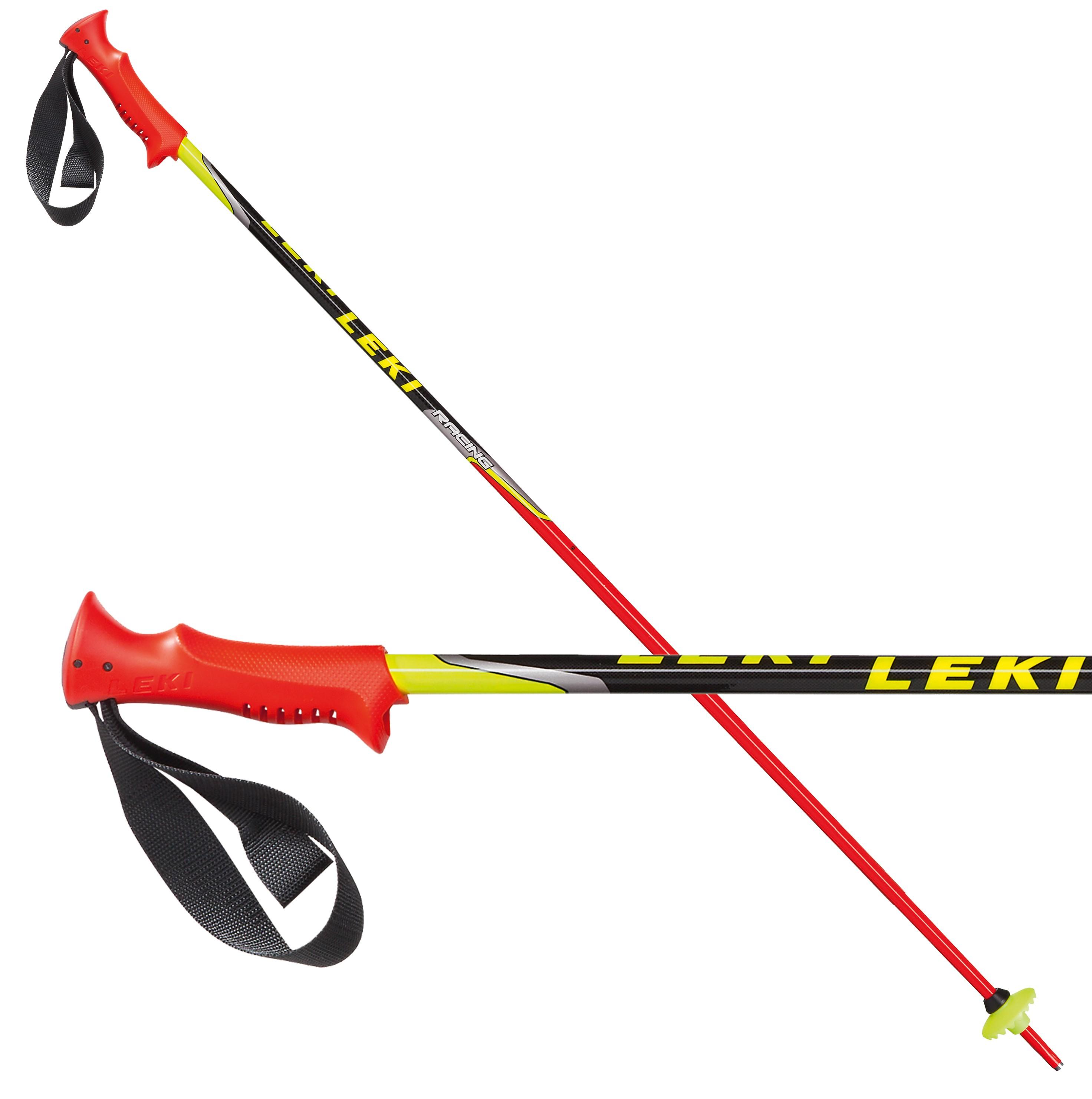 Leki Racing Kids Ski Poles