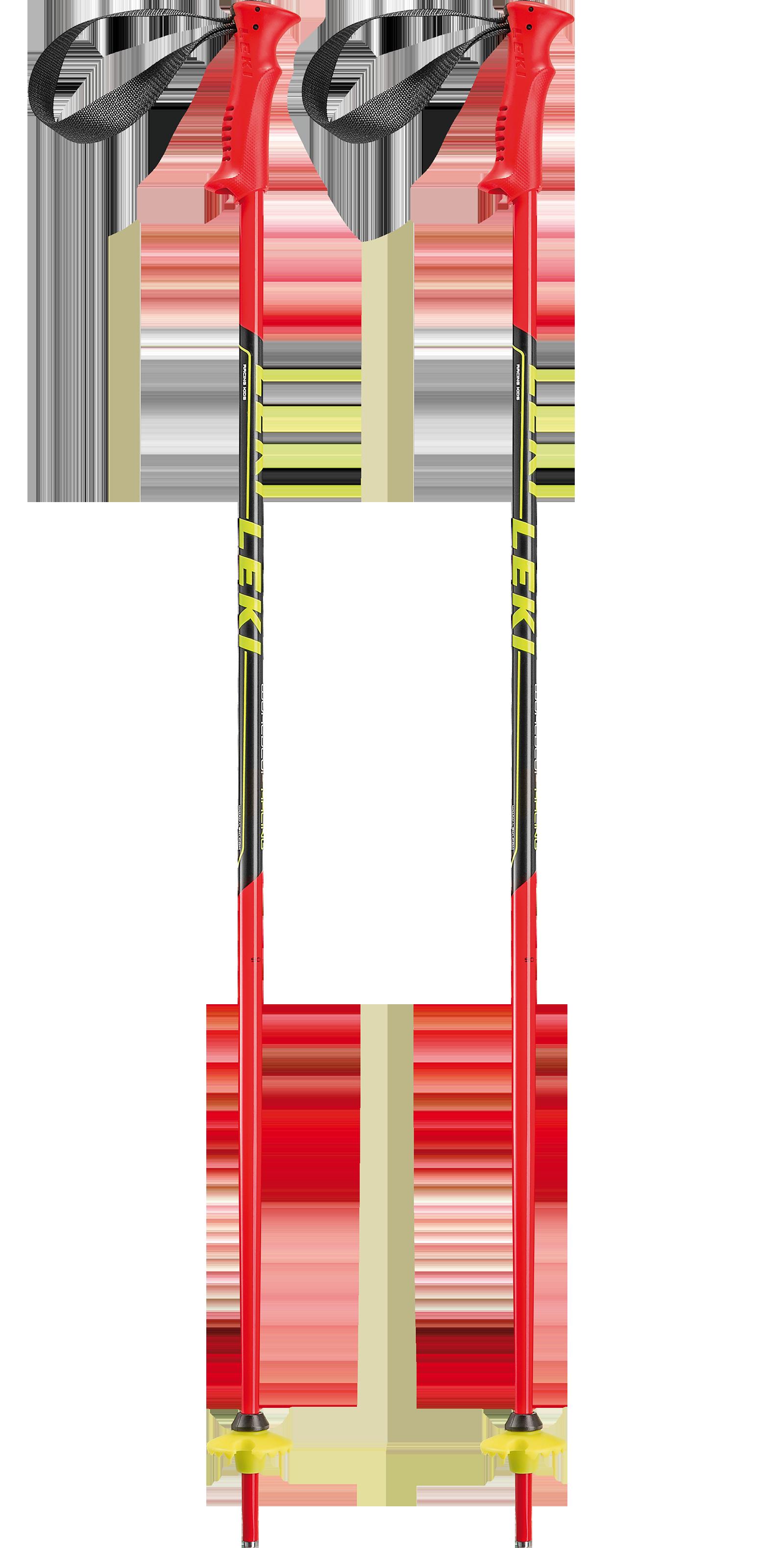 Leki RACING KIDS ski poles, 2019